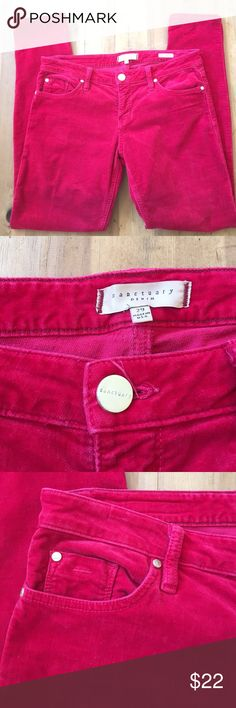 Sanctuary Denim Charmer Jeans Size 29 like new soft comfortable 16 in waist 38 in long 28 in long inseam Sanctuary Jeans Skinny