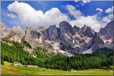 Malga Venegiota - Val Venegia  - Gruppo Pale San Martino Dolomiti