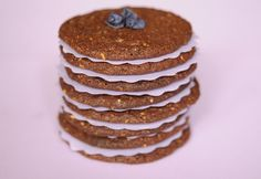 Csokis-zabpelyhes keksz Health Eating, Crackers, Biscuits, Pancakes, Muffin, Paleo, Sweets, Diet, Cookies