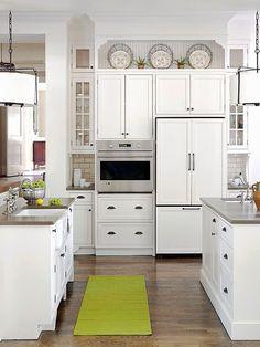 62 best decorating above kitchen cabinets images on pinterest rh pinterest com