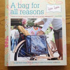 A bag for all reasons - Happy Stitches