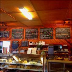 Herring Choker Deli & Cafe in Nyanza Cape Breton....wicked wicked wicked good eats.