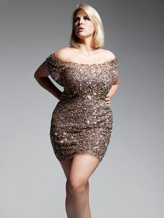 Just get the right plus size party dresses and rock the dance floor leaving every inhibition. You are beautiful and as attractive as any other size woman so make it count.