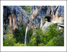 La hoz (Merindad de Valdivielso --Burgos) Geology, Waterfall, Landscapes, Travel, Outdoor, Elopements, Trekking, Pine, Paisajes