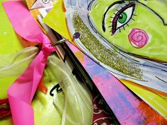 Guest Post by Violette Clark, author ofJournal Bliss: Creative Prompts to Unleash your Inner Eccentric. Kids love to create art and if you give them a few tools and ideas on how to art journal they will go to town and come up with some colourful pages they will treasure for years to come! Art …