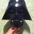 [SELF] A Darth Vader mask I made in 1977 with a homemade vacuum forming machine. One of many dozens I made over a six month period and sold for $20 each which helped me pay for my engineering degree. Thanks George and Darth! Love you guys.