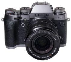 Fuji X-T1 'Graphite Silver Edition,' 50-140mm f/2.8 and 56mm f/1.2 R APD Also Announced