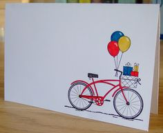 Furry Tale Cards and Crafts: Pedal Presents