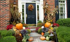gradually build the perfect fall decor