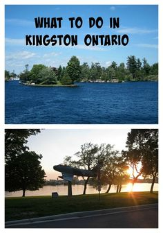The top three things to do in Kingston, Ontario, the first Capital of Canada, if you plan to visit with kids. Kingston Canada, Kingston Ontario, Places To Travel, Places To Go, Ontario Place, Canadian Travel, Canadian Rockies, Visit Canada, Canada Trip