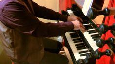 Willem van Twillert plays his Genevan Psalm-Tune 103, Prelude, MEERE-org...