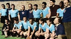 Maracanazo - Selección de Uruguay, campeón del Mundial de fútbol de 1950. El 16 de julio de ese año, contra todo pronóstico, le ganó a Brasil por 2 a 1, en el estadio de Maracaná, en Río de Janeiro, Brasil