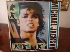 LP - MICHAEL JACKSON - OPEN TOUR 1988 - ROMA LIVE - DOPPIO ALBUM - RARO