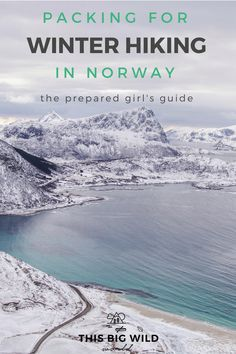 Prepared Girl's are cool, confident and ready for any adventure. Find out what to pack for winter hiking in Norway and what to leave behind, without breaking your budget! Norway Camping, Hiking Norway, Norway Travel, Winter Hiking, Winter Travel, Winter Camping, Norway Winter, Hiking Gear, Camping Gear