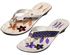 Krocs Super Comfortable Flip flop For Women Pack of 2 Pairs * Check out the image by visiting the link.