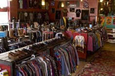4. Red Light Clothing Exchange