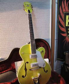 Gretsch G6120SHLTV Brian Setzer | 32jt Guitar Art, Gretsch, Guitars, Cool Stuff, Guitar, Vintage Guitars