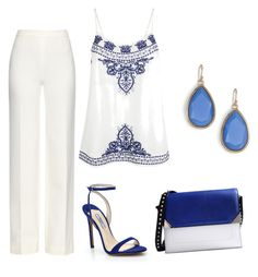"""""""Untitled #125"""" by lelybely-polyvore ❤ liked on Polyvore featuring Accessorize, Diane Von Furstenberg, Prada, Barbara Bui and Kate Spade"""