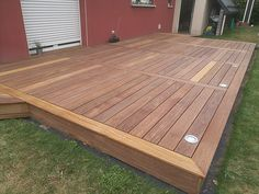 Terrassenböden The post Terrasse bois. appeared first on Terrasse ideen. The post Terrasse bois. 2019 appeared first on Deck ideas. Patio Deck Designs, Patio Design, Outdoor Deck Decorating, Terrace Floor, Terrace Garden, Wooden Terrace, Wooden Decks, Floating Deck, Backyard Pergola