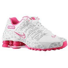 Nike Shox Pink Lace