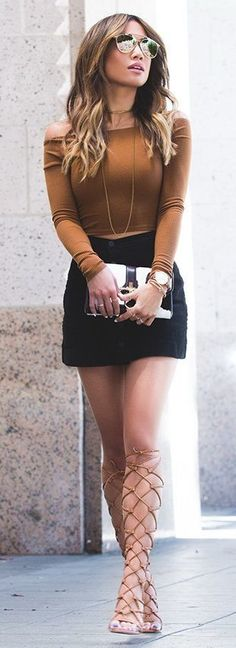 20 Great Fall Outfits On The Street 2015