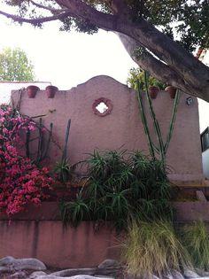 in the pink, Los Feliz, CA by drollgirl, via Flickr