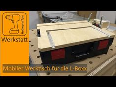 Mounting system on top of L-Boxx
