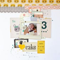 Birthday! by OlgaBusova at @studio_calico