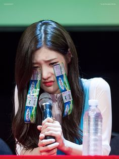 """[COMPLETED] """"I promise not to fall in love with my bestfriend. Kpop Girl Groups, Korean Girl Groups, Kpop Girls, Jung Chaeyeon, Makeup Wallpapers, Meme Faces, Yoona, Ulzzang Girl, Korean Beauty"""