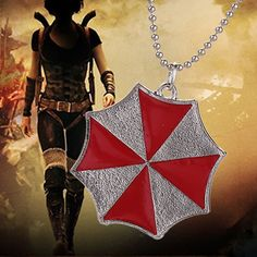 Resident Evil Necklace