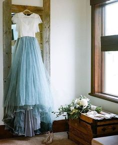 2 pieces brides dress, beautiful lace wedding dresses,sexy lace dusty blue wedding dress, Shop plus-sized prom dresses for curvy figures and plus-size party dresses. Ball gowns for prom in plus sizes and short plus-sized prom dresses for Blue Wedding Dresses, A Line Prom Dresses, Bridal Dresses, Wedding Gowns, Lace Wedding, Sexy Dresses, 2 Piece Wedding Dress, Rustic Wedding, 2 Piece Lace Dress