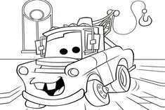 Cars Coloring Pages Best For Kids