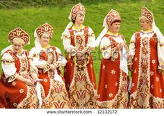 traditional clothing in russian - Google Search