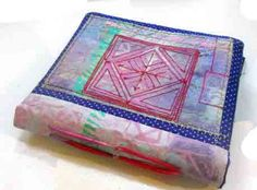 We at Colouricious love to combine our textile art skills and teach them on our Colouricious Creative Holidays