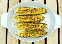 kukurydza pieczona