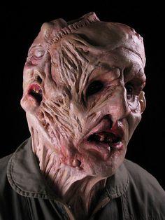 Special FX Monster Makeup by Cinema Makeup School