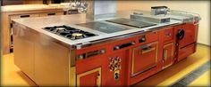 Charvet kitchens. The best quality now in tenerife. Like us in facebook: Atollrapido or www.atollrapido.com