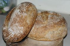 my discovery of Bread: Sourdough Seed Bread