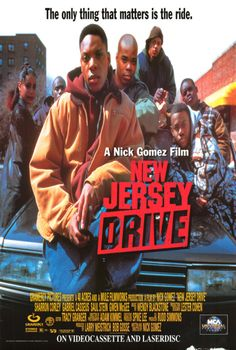 New Jersey Drive Movie Poster 90s Movies, Movies To Watch, Good Movies, Movie Tv, Movie Sequels, Movie List, Classic Movie Posters, Classic Movies, Film Posters