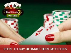 Steps to Buy Ultimate Teen Patti Chips!  http://www.slideshare.net/TeenPattiChips/steps-to-buy-ultimate-teen-patti-chips