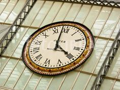Lime Street Station - Liverpool The clock holds a special memory in my heart