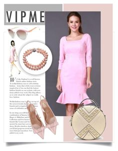 """Vipme.com"" by ruza-b-s ❤ liked on Polyvore featuring RED Valentino, vintage and vipme"