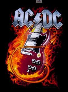 AC/DC Ac Dc Tour Iron Man 2 Bon Scott Stevie Malcolm Young T Shirt  Sizes 5x, 6x #kingsize