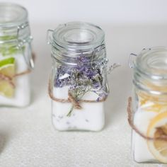 Infusing sugars is such a fun and easy way to make an endless array of flavored sugars - like lavender, citrus and vanilla bean! So sweet!