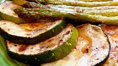 Zapallitos a la parrilla - Zucchini a la parrilla
