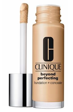 Clinique 'Beyond Perfecting' Foundation + Concealer available at #Nordstrom