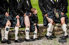 A wee one in a kilt. Kilt Wedding, Wedding Groom, Wedding Pictures, Wedding Bells, Plaid Wedding, Wedding Dresses, Tartan, Men In Kilts, Before Wedding