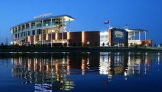 McLane Stadium Home of The Baylor Bears