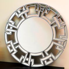 Abbyson Living Zentro Wall Mirror & Reviews | Wayfair
