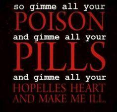 my chemical romance lyrics - Google Search